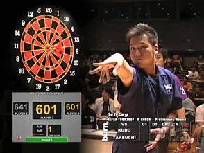 burn. JAPANTOUR2007 #4 予選Aブロック 竹内 敦 vs 工藤 義和