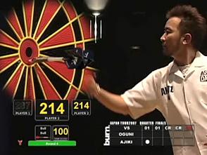 burn. JAPANTOUR2007 #25 決勝トーナメント 安食 賢一 vs 小國 勇夫