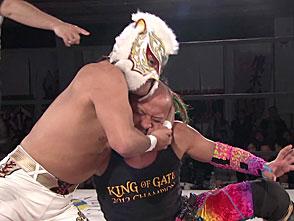 DRAGON GATE 無限大〜infinity〜 1.12 神戸サンボーホール 第3試合〜第4試合&ボーナスマッチ
