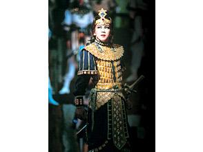 王家に捧ぐ歌−オペラ「アイーダ」より−('05年星組・中日)