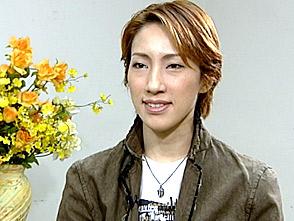 TAKARAZUKA NEWS プレイバック!「水夏希 組替えインタビュー」〜2005年3月より〜