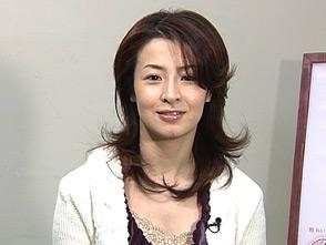 TAKARAZUKA NEWS プレイバック!「檀れいミュージック・サロン インタビュー」〜2005年3月より〜