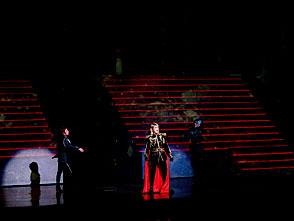 ミュージック・クリップ 「私の中の天使と悪魔」〜宙組『銀河英雄伝説@TAKARAZUKA』より〜