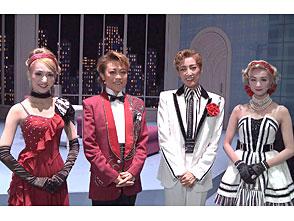 TAKARAZUKA NEWS Pick Up #342「専科宝塚バウホール公演『第二章』突撃レポート」〜2013年10月より〜
