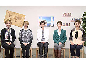 TAKARAZUKA NEWS Pick Up #355「月組の指針 新たなる挑戦−MASAKI号の月組日誌−」〜2014年1月 お正月スペシャル!より〜