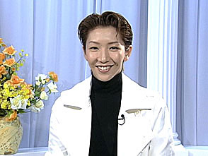 TAKARAZUKA NEWS プレイバック!「スター@らんだむ「瀬奈じゅん」」〜2003年8月より〜