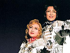 ベルサイユのばら2001−オスカルとアンドレ編−(01年星組・東京)