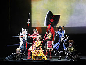 【サンプル】戦国BASARA−真田幸村編−(13年花組・東急シアターオーブ)