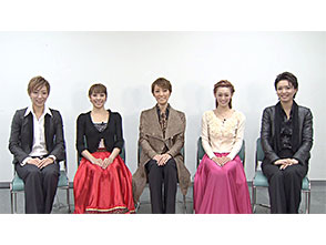TAKARAZUKA NEWS Pick Up #401「轟悠ディナーショー『Yu! Just in Time』稽古場レポート」〜2014年11月より〜