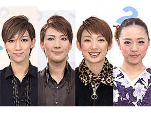 TAKARAZUKA NEWS Pick Up ��Number Q�����������������͡������ޡ����ä���ס�2014ǯ1���3�����