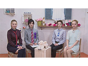 TAKARAZUKA NEWS Pick Up #406「雪組トップコンビ 新春レポート」〜2015年1月 お正月スペシャルより〜