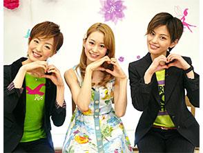 スカイ・ステージ・トーク Dream Time「愛希れいか・朝美絢・蓮つかさ」