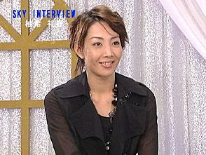 TAKARAZUKA NEWS Pick Up「SKY INTERVIEW 柚希礼音」〜2006年10月より〜