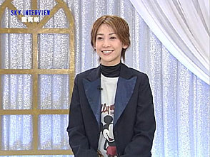 TAKARAZUKA NEWS Pick Up��SKY INTERVIEW ζ����ס�2006ǯ12�����