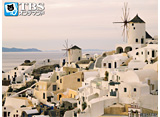 TBSオンデマンド「地球絶景紀行 バラ色の夕日サントリーニ島(ギリシア)」