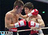 高山勝成×大平剛(2014) IBF・WBO世界ミニマム級タイトルマッチ