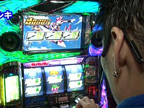 KING OF PACHI-SLOT #11 レビン vs ニシキ(前半戦)