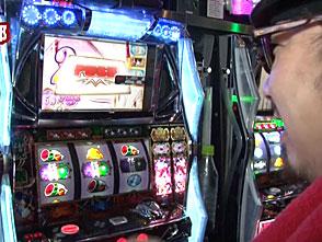KING OF PACHI-SLOT #13 源悟郎 vs ドラ美(前半戦)