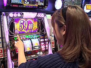 走れ!パチスロリーグ #15 嵐 vs 河原みのり(前半戦)
