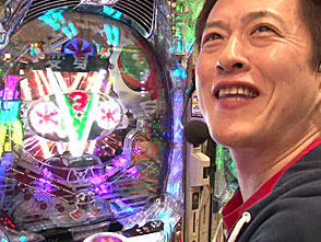 パチンコ オリ法TV #108「ぱちんこ仮面ライダーV3」(後半)