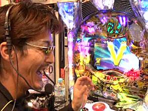 和泉純のパチンコ最強伝説 #619「ぱちんこ 仮面ライダーV3 GOLD Version」後編