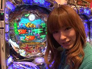炎の!!パチンコ頂リーグ #43 優希 vs ポコ美