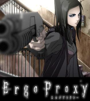 Ergo Proxy ���르�ץ饯����