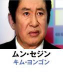 ムン・セジン(キム・ヨンゴン)