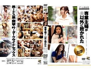 ザ・人妻映像 専業主婦が夫以外に抱かれた 永沢まおみ 平子さおり 管野しずか