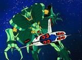 機動戦士ガンダムZZ第9話 宇宙のジュドー