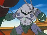 機動戦士ガンダムZZ 第40話 タイガーバウムの夢