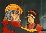 機動戦士ガンダムZZ 第42話 コア3の少女(前)