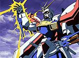 機動武闘伝Gガンダム 第40話 非情のデスマッチ!シュバルツ最終決戦