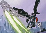新機動戦記ガンダムW 第43話 地上を撃つ巨光