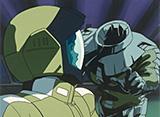 機動戦士Zガンダム 第26話 ジオンの亡霊