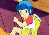 魔法の天使 クリィミーマミ 第4話 スクランブル・トップテン