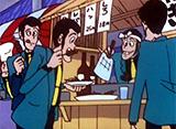ルパン三世 1st series 第19話 どっちが勝つか三代目!