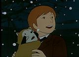 あらいぐまラスカル 第40話 初雪の夜