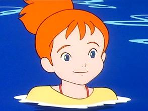 七つの海のティコ 第1話 シャチをつれた少女 冒険者ナナミ