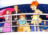 七つの海のティコ 第12話 もうひとりのナナミと幸福な家族