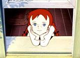 赤毛のアン 第3話 グリーン・ゲイブルズの朝