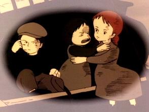 赤毛のアン 第4話 アン・生立ちを語る