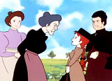 赤毛のアン 第5話 マリラ決心する