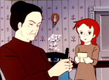 赤毛のアン 第6話 グリーン・ゲイブルズのアン