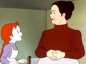 赤毛のアン 第12話 アン・告白する