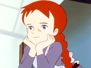 赤毛のアン 第13話 アン・学校へ行く