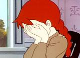 赤毛のアン 第15話 秋の訪れ