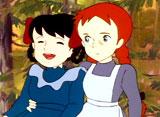 赤毛のアン 第16話 ダイアナをお茶に招く