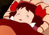 赤毛のアン 第18話 アン、ミニー・メイを救う