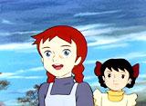 赤毛のアン 第29話 アン、物語クラブを作る